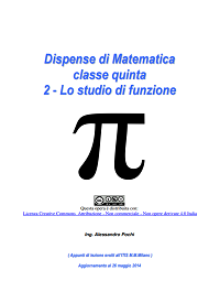 Dispense di Matematica
